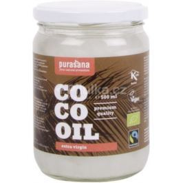 COCO Virgin Coconut Oil 500ml BIO