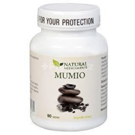 Natural Medicaments Mumio 250mg tbl.90
