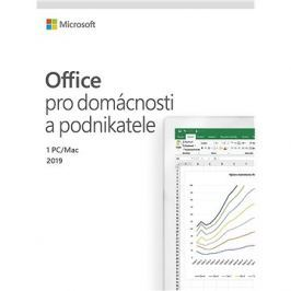 Microsoft Office 2019 Home and Business EN (elektronická licence)