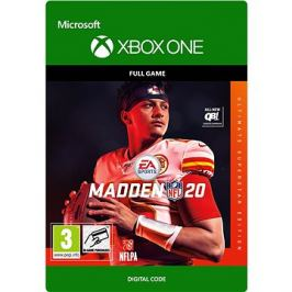Madden NFL 20: Ultimate Superstar Edition - Xbox One Digital