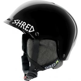 Shred Half Brain D-Lux Black Out - black M/XL